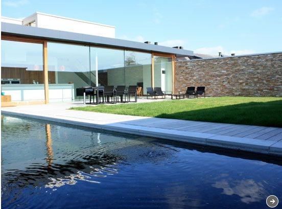 122 beste afbeeldingen over tuinhuizen tuinaanleg op pinterest zwembad huizen sauna 39 s en tuin - Zwembad terras outs ...