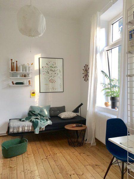 Moderne Wohnzimmer Farben. wandfarbe grün im wohnzimmer mit gelbem ...
