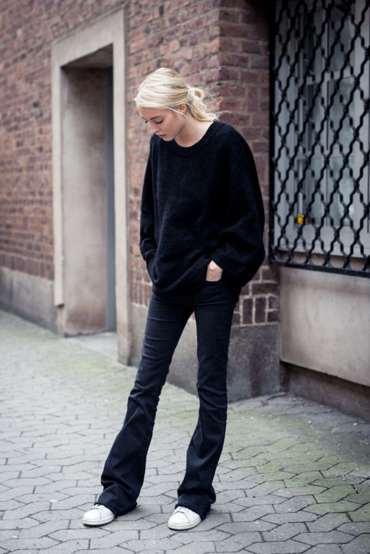 studded hearts style inspiration flares elle classon