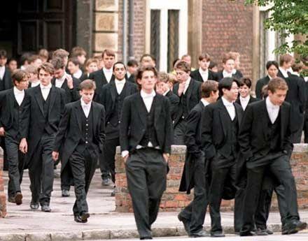 Eton school boys. H's favourite