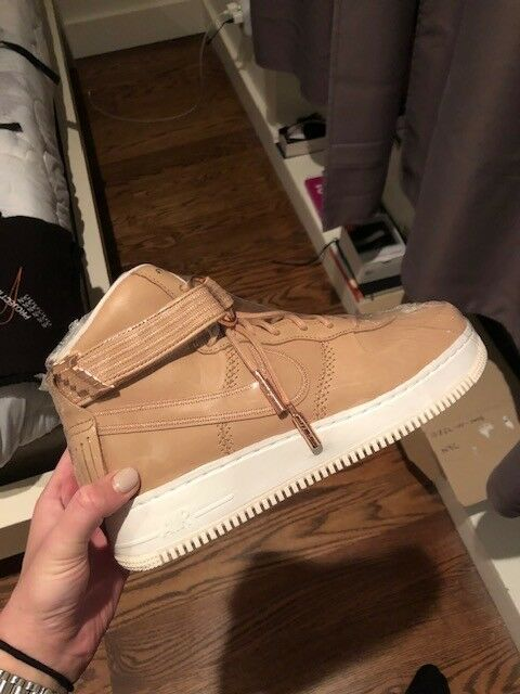3cd5bef87c Nike Air Force 1 High SL 5 Decades Basketball Vachetta Tan size 9 never  worn  fashion  clothing  shoes  accessories  mensshoes  athleticshoes (ebay  link)
