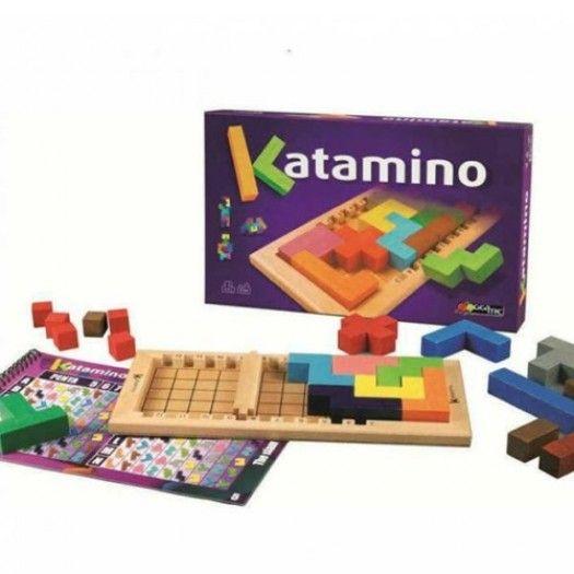 Katamino Puzzle Zeka Gelişim Oyunu (Büyük Boy)
