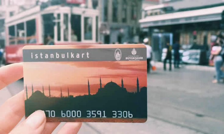 Where to Buy Istanbul Card? Price, Top Up, Refund