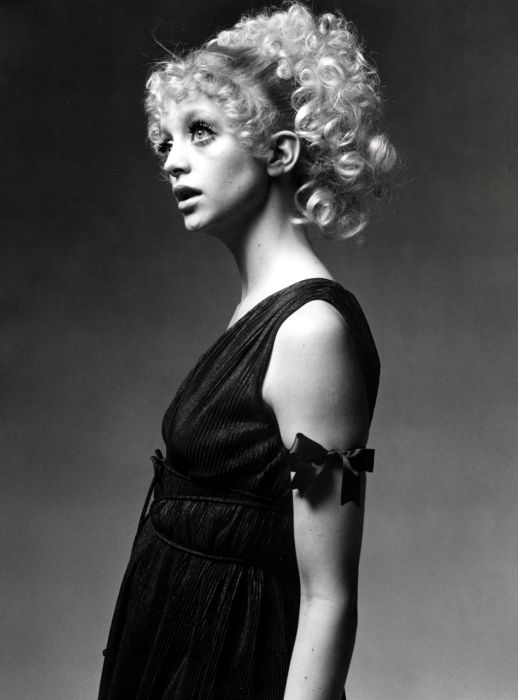 Bert Stern: Goldie Hawn, 1965