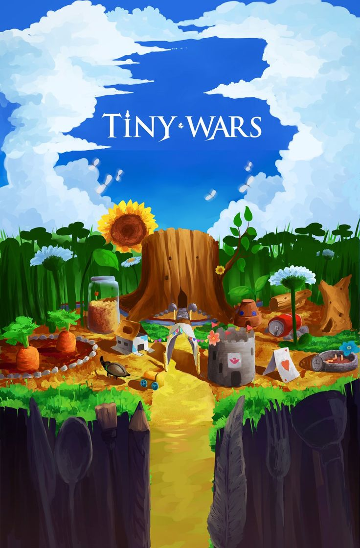 TinyWars · Showcrate