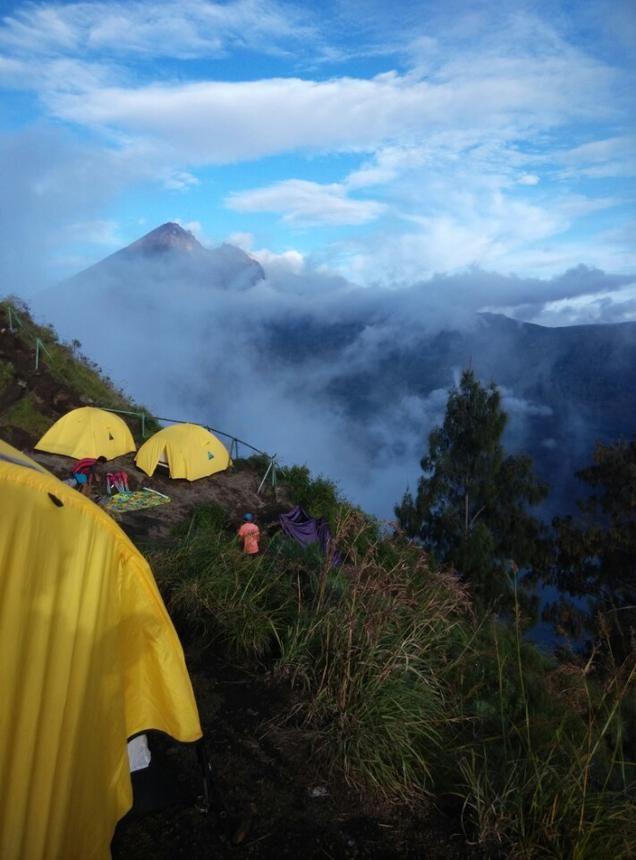 Taman Nasional di Lombok Island, Nusa Tenggara Barat