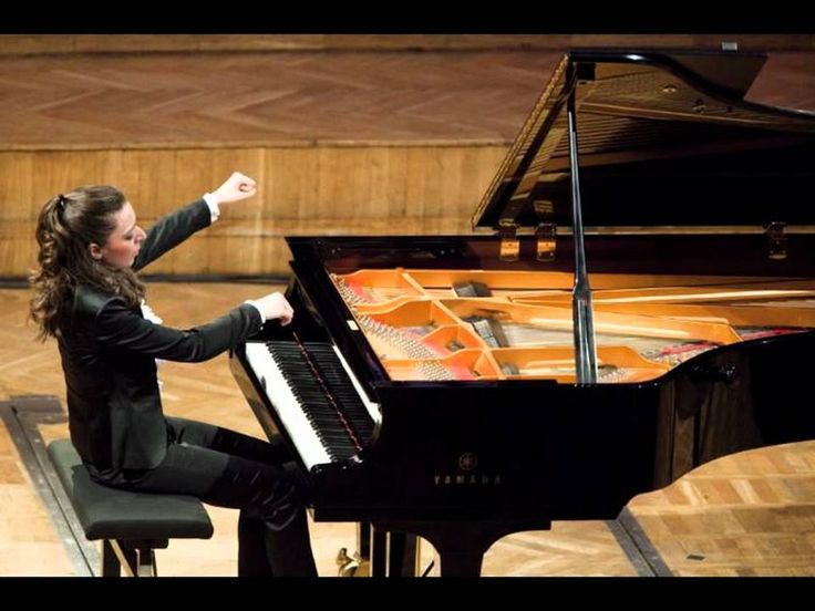 Yulianna Avdeeva - Polonez as-dur op. 53 [XVI Konkurs Chopinowski 2010]