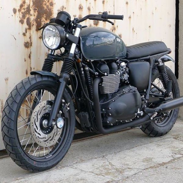 """rankxerox: """"caferacerdreamsKeep calm and follow your dreams #CRD53 by @caferacerdreams """" www.pand.co"""