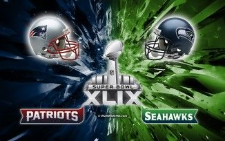Seahawks vs Patriots:2015 Arizona Super Bowl