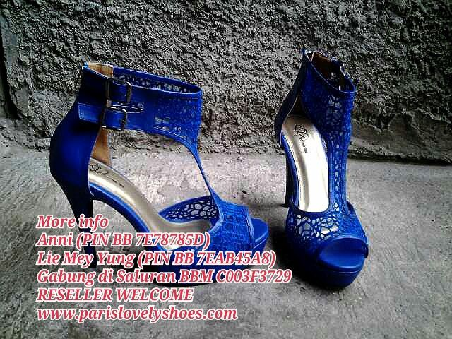 Open order custom made shoes Bisa request  model, warna, bahan, tinggi hak, size More info  Anni (PIN BB 7E78785D/WA/Line 081572985289 )  Lie Mey Yung (PIN BB 7EAB45A8)  Gabung di Saluran BBM C003F3729 RESELLER WELCOME  www.parislovelyshoes.com or orderlovelyshoes.blogspot.com or parislovelyshoes.blogspot.com