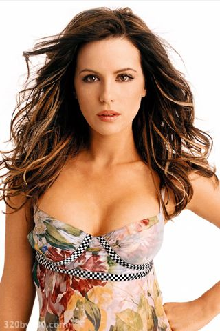 Kate Beckinsale... what a beautiful woman... Love her in Underworld, Van Helsinge, Serendipity and Pearl Harbor
