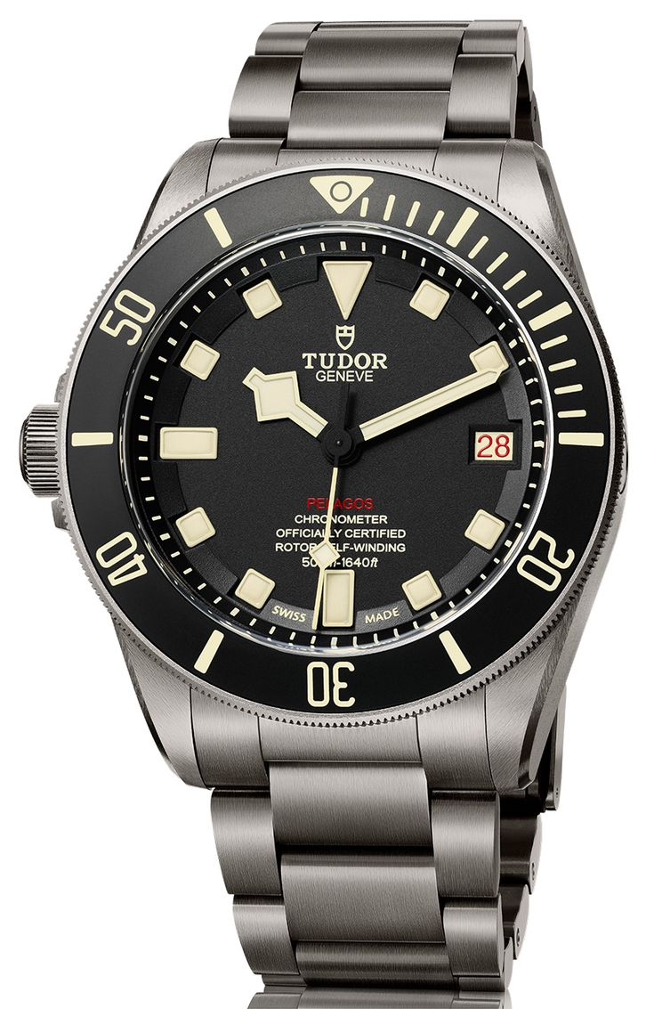 "Tudor Pelagos LHD 'Left Hand Drive' Numbered Edition Watch - by David Bredan - hot off the press, see & learn more now on aBlogtoWatch ""'For those who like it right' – this is what the first teaser on Tudor's official Instagram account said about this new piece and, when you're a real watch nerd, you just now that whatever is coming up, it'll have to do with the placement of the crown..."""
