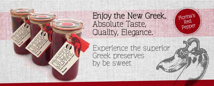 1* Great Taste Awards 2015, Florina's Red Pepper spoon sweet