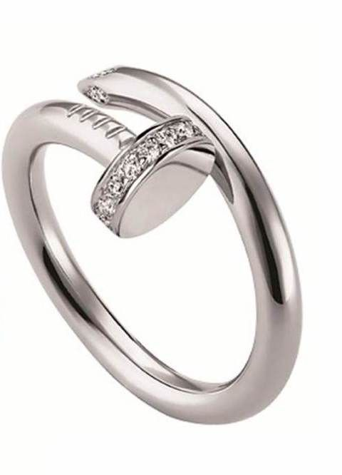 cartier nail ring - Google Search