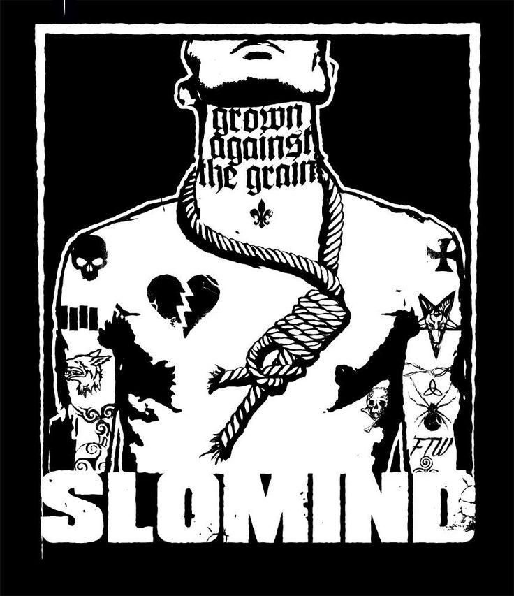 SLOMIND www.facebook.com/slowmindband www.facebook.com/pmpagency