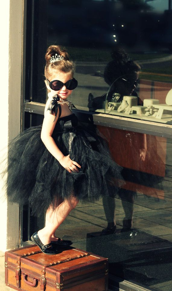 Breakfast at Tiffany's Tutu Dress