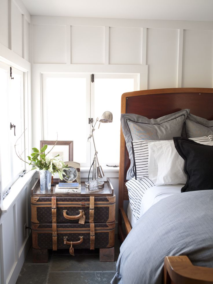 Inside Ken Fulk's New England home, the subtle nautical hints make you feel relaxed and happy.