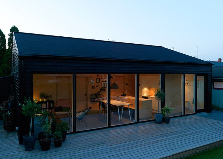 Low Cost Family House Completed In Copenhagen HousesTiny HousesModern