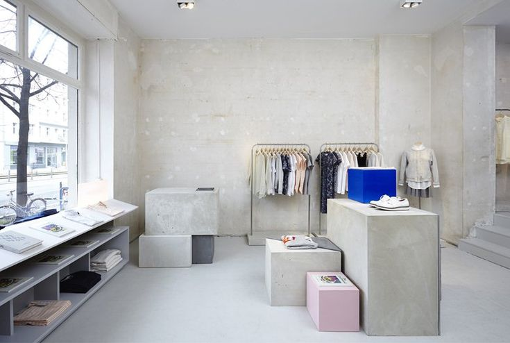 Berlin Mitte Pop-up Store - Picture gallery