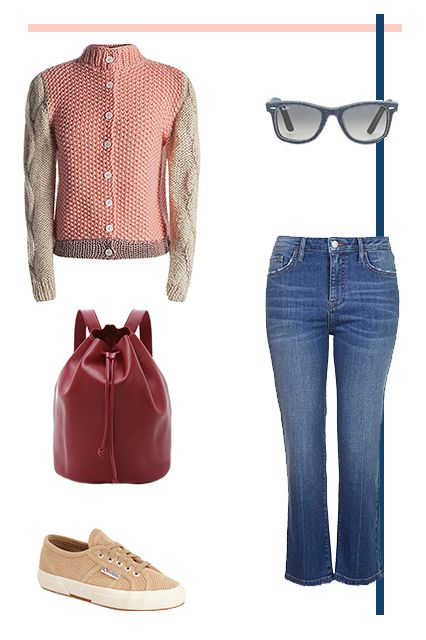 """Here's Exactly How To Do Denim-On-Denim #refinery29  http://www.refinery29.com/denim-on-denim-outfits-fall#slide-5  The NMJCU?Picture this — a text comes through asking you what you're doing. You respond all coy, """"nmjcu?"""" when the truth of the matter is, you're killing the game in a rad outfit that includes — wait for it — denim sunglasses. Only the keen will notice this sneaky accent. ..."""