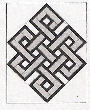 gordian knot pattern