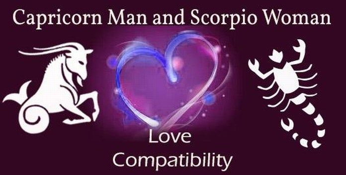 Scorpio man and capricorn woman compatibility love, sex, and chemistry