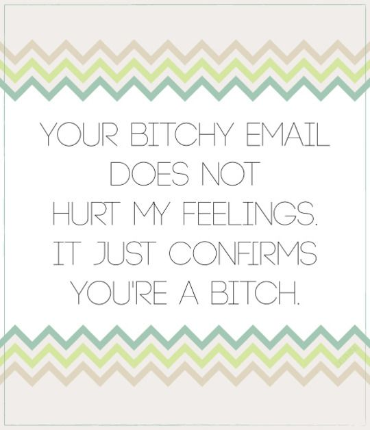 ha!: Thanksbitchi Email, Make Me Laughing, Email Mystyl, Bitch Confirmation, Funny Stuff, Bitchy Email, Email Bitchy, True Stories, Haha So True