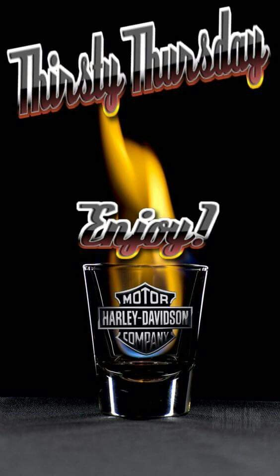 17 Best images about HARLEY THURSDAY & THIRSTY on Pinterest