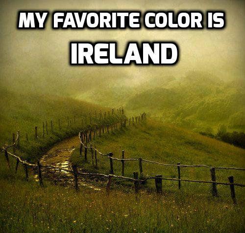 Ireland weather quotes