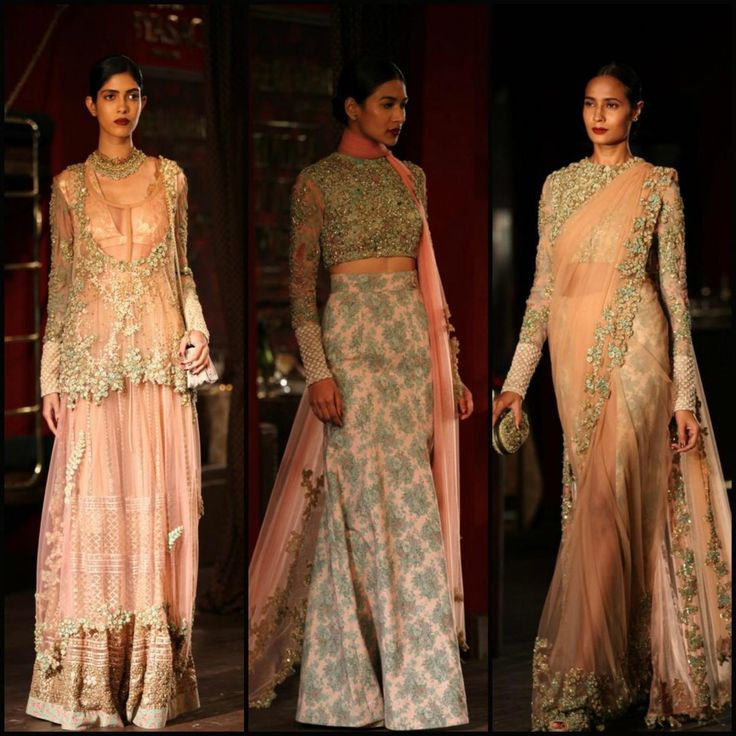 Sabyasachi collection at India Couture Week 2014