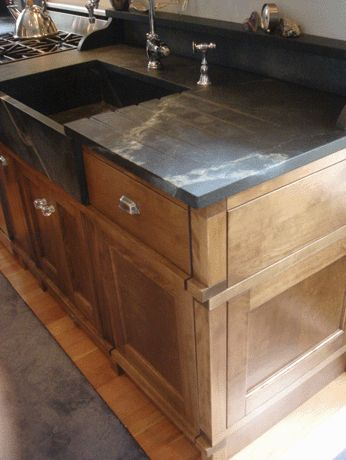 16 Best Images About Soapstone Sinks Kitchen And Bathroom On Pinterest Kitchen Photos Trough