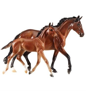 breyer gg valentine and heartbreaker ebay