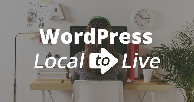 How to move your WordPress website from your localhost to your live server. A guide to migrating your WordPress website from a local install to your domain.