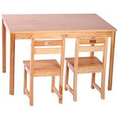 Found it at Wayfair Australia - Boss Rectangular Table and Chair Set
