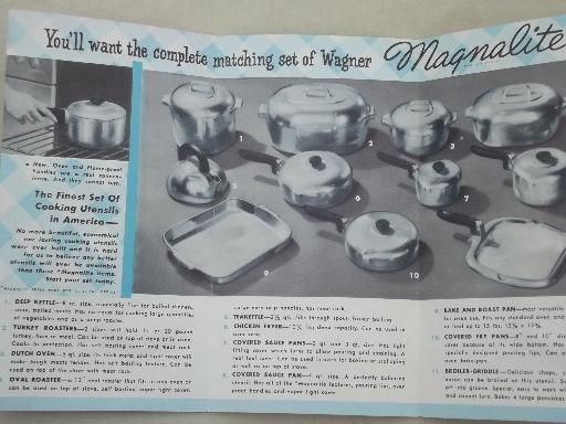 1000 Images About Vintage Magnalite On Pinterest Pot