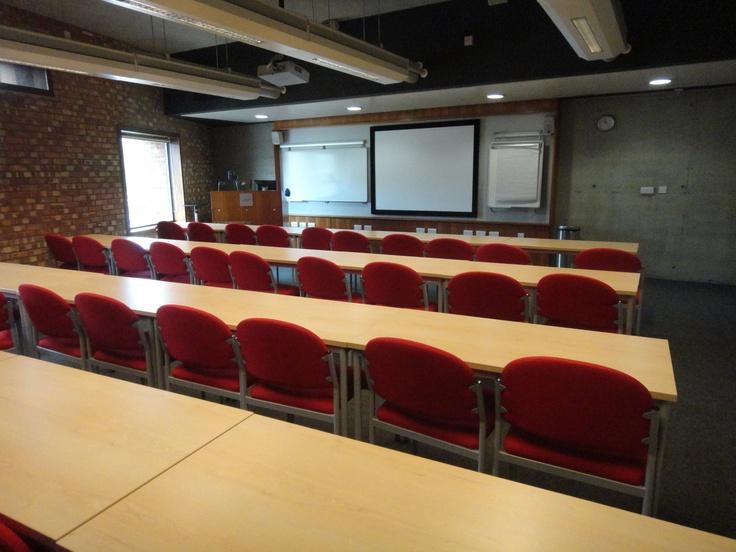 Modern classroom in YSJ