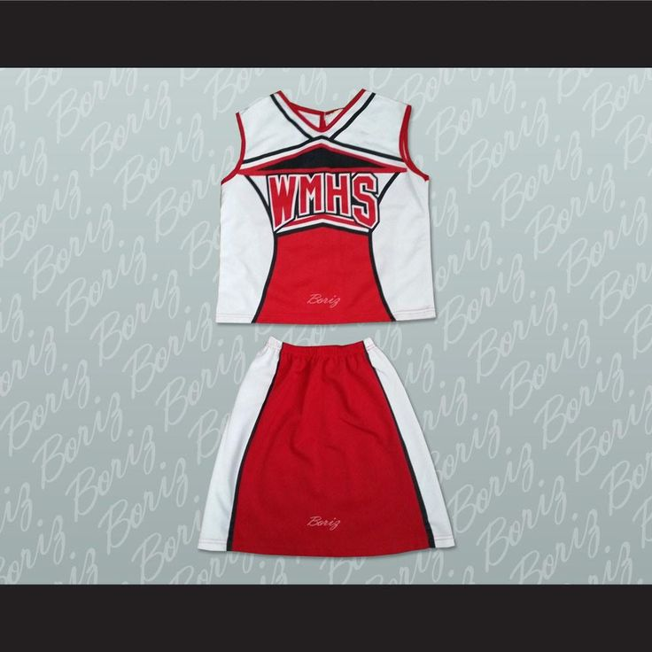 "WMHS William Mckinley High School Cheerleader Outfit Stitch Sewn. CHEERLEADER UNIFORM SIZE CHART:YXS (YOUTH EXTRA SMALL)BUST: 20-21"" WAIST: 18-19"" TOP LENGTH:14"" SKIRT LENGTH: 10""YS (YOUTH SMALL)BUST: 22-23"" WAIST: 20-21"" TOP LENGTH:14"" SKIRT LENGTH: 10""YM (YOUTH MEDIUM)BUST: 24-25"" WAIST: 22-23"" TOP LENGTH:15"" SKIRT LENGTH: 11""YL (YOUTH LARGE)BUST: 26-28"" WAIST: 24-25"" TOP LENGTH:16"" SKIRT LENGTH: 12""AS (ADULT SMALL)BUST: 29-31"" WAIST: 26-27"" TOP LENGTH:17"" SKIRT LENGTH: 13""AM (ADULT…"