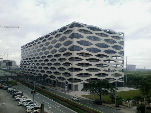 Parking Building Of Moa Architecture Pinterest More