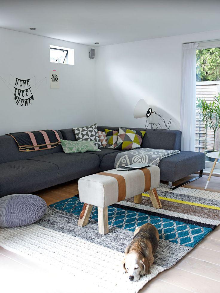 Vloerkleed Karpet Gan Rugs Mangas Rectangular http://www.vloerkledenwinkel.nl/category/Design-vloerkleed/product/Karpet-GAN-rugs-Mangas-Rectangular-MR1