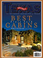 Best cabins in Texas state parks.