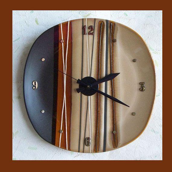 50 best Handmade Clocks images on Pinterest