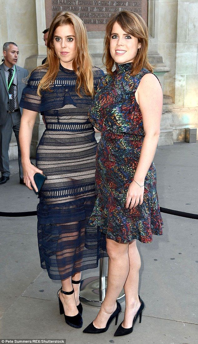 Princess Beatrice And Eugenie Bemoan Living Life In The Public Eye