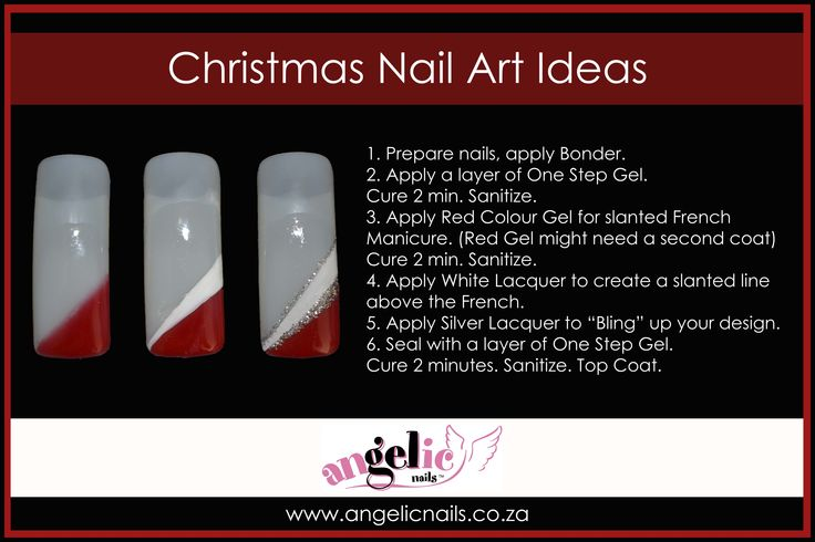 Christmas ideas for your nails #christmas #nails #nailart
