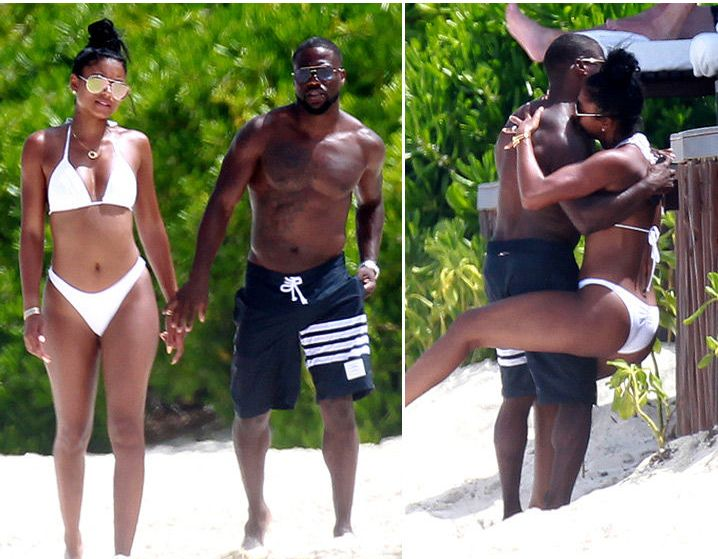 BOO'D UP: Kevin Hart and Sexy Fiance, Eniko Parrish Shows BOOTY In Cancun, Mexico [PICTURES]! 5 FACTS About Her! - http://www.ratchetqueens.com/kevin-hart-fiance-eniko-parrish-cancun-mexico-pictures.html