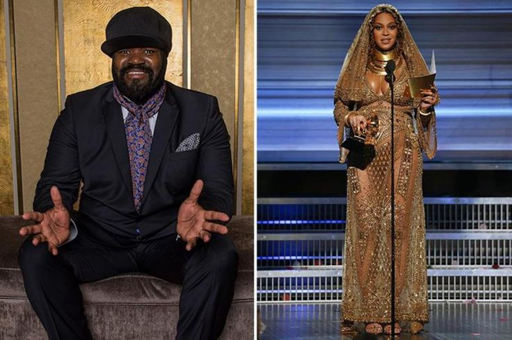Gregory Porter Reveals Beyoncés Security Guards Shoved Him Into An Isley Brother When He Tried To Meet Her At The Grammys  #beyonce #gregoryporter