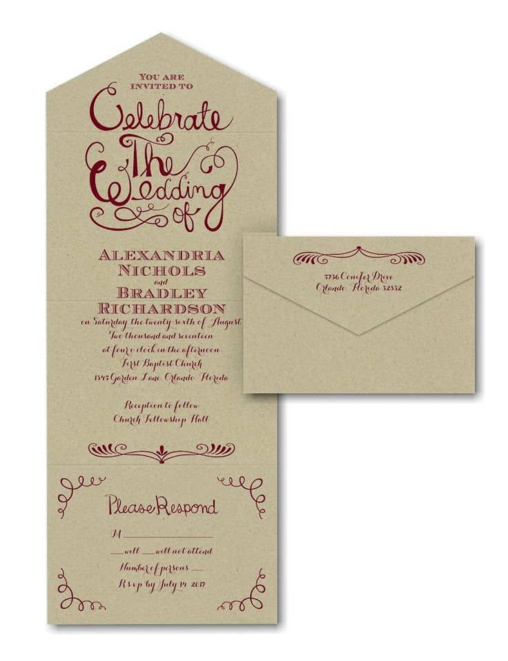 177 best images about seal 'n send wedding invitations on pinterest,