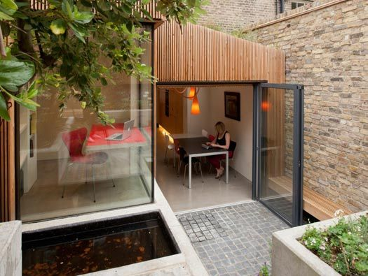 modern extension to listed building - Google Search