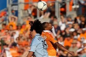 Houston Dynamo v Sporting Kansas City in the MLS, brought to you by MLSFever.