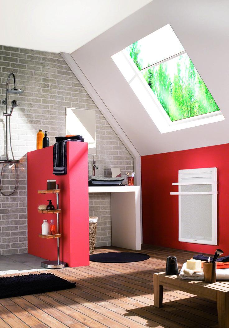 les 12 meilleures images du tableau radiateurs électriques salle ... - Radiateur Soufflant Salle De Bain Thermor