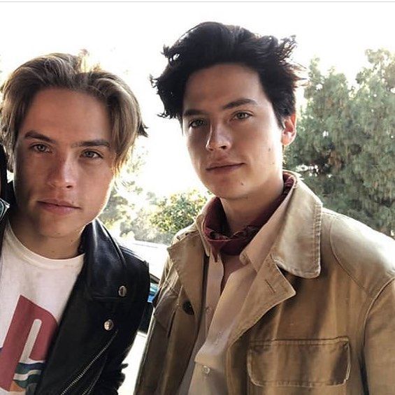 Dylan Cole Sprouse On Instagram Dylan And Cole In La
